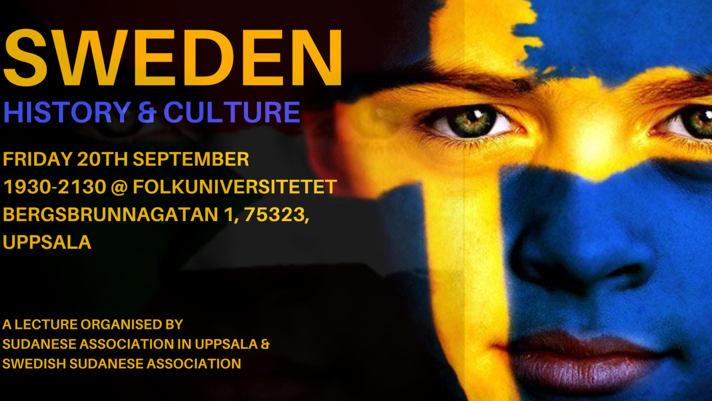 Lecture Sweden History and Culture