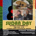 Sudan Day - Poster - English