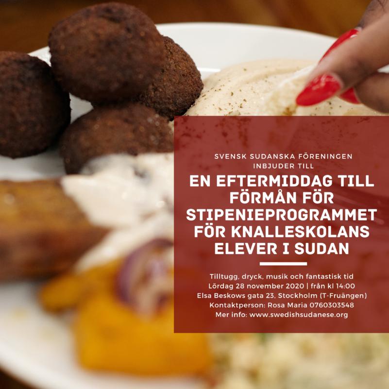Bild SSF Stipendiedagen poster 2